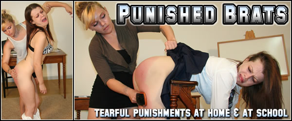 Punished Brats - spanking archives