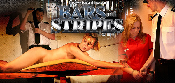 Bars and Stripes spanking site - click here