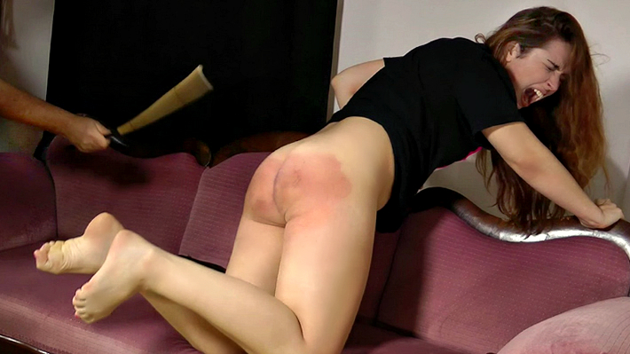 Adriana Discipline Session