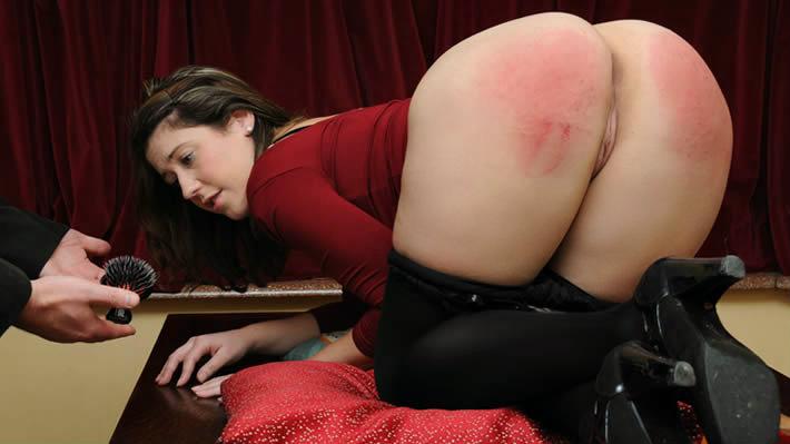 Did my boyfriend ever spank me